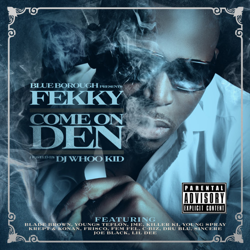FEKKY IN THE BOOTH