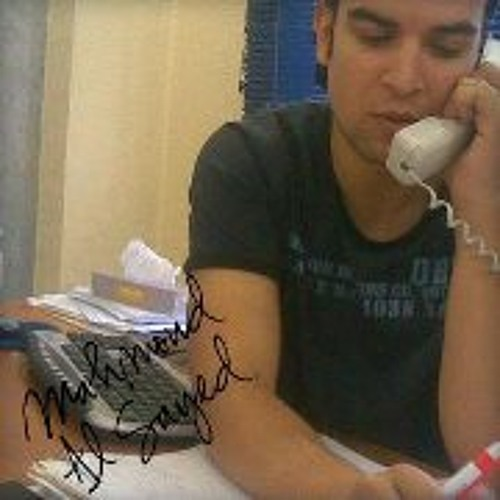 Mahmoud Al-Sayed's avatar