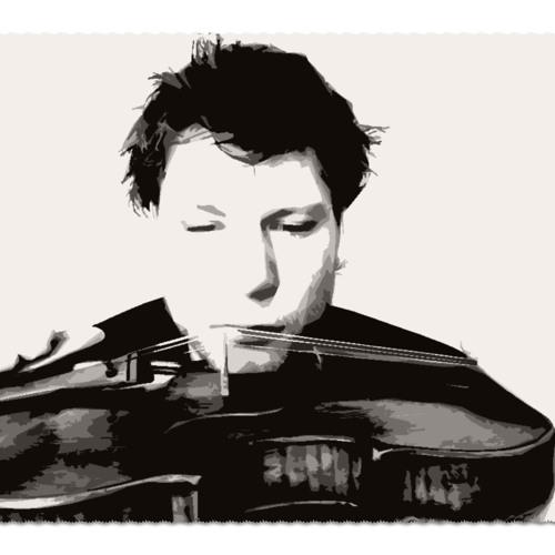 J.S. Bach - Toccata and Fugue BWV 565 - violin solo - Richter