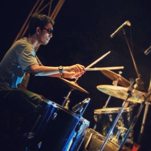 There Is By Box Car Racer (cover By Yudha Baskoro)  at Odhy House