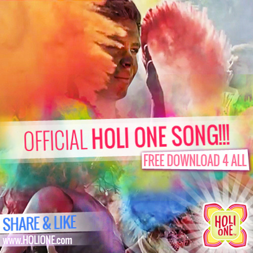 HOLI ONE - WE ARE ONE's avatar