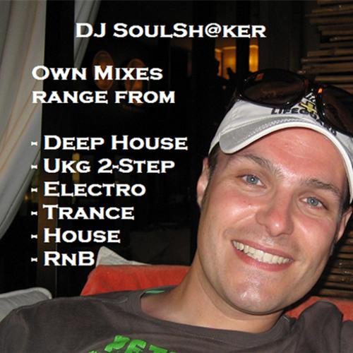 DJ SoulSh@ker's avatar