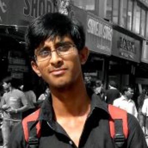 Sushant Katiyar's avatar