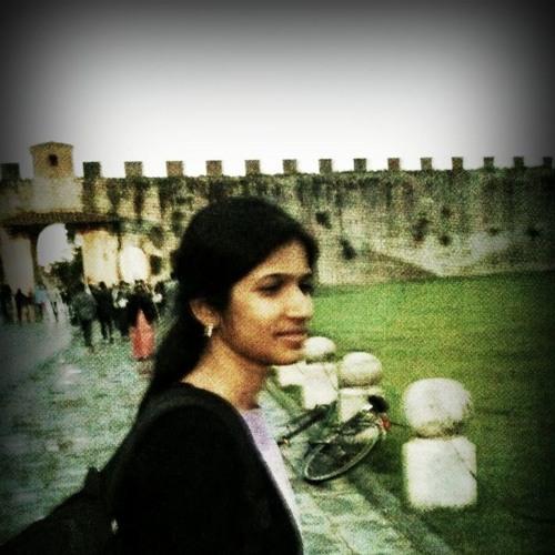 Divya Cr's avatar