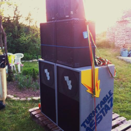 Set drum n bass IKE 2012