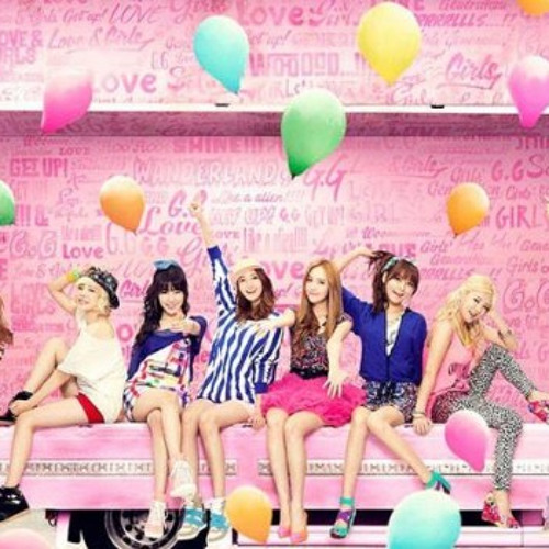 SNSD 01 - Into the New World
