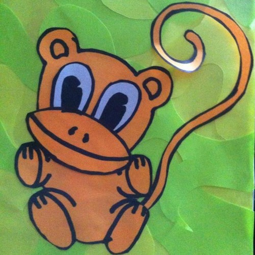 Big Orange Monkey Bear's avatar