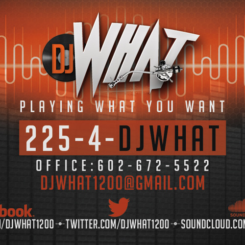 dj what DJWHAT1200's avatar