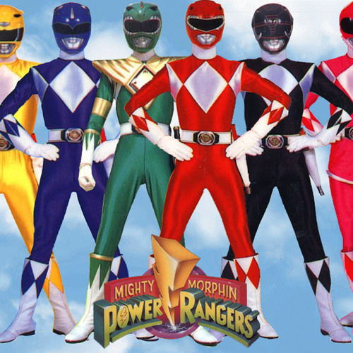 power rangers fan club's avatar
