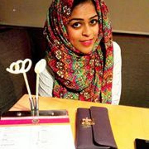 Aafia Ahmed's avatar