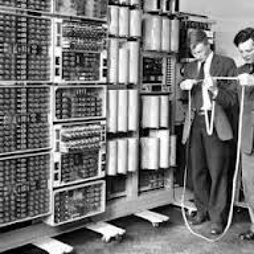 HUGO programming to ENIAC's avatar