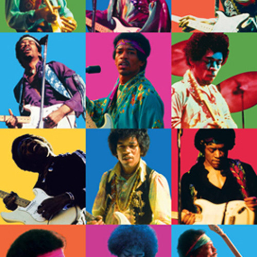Hendrix - Valleys of Neptune 69 (with Bass from 70 added) - Unfinished