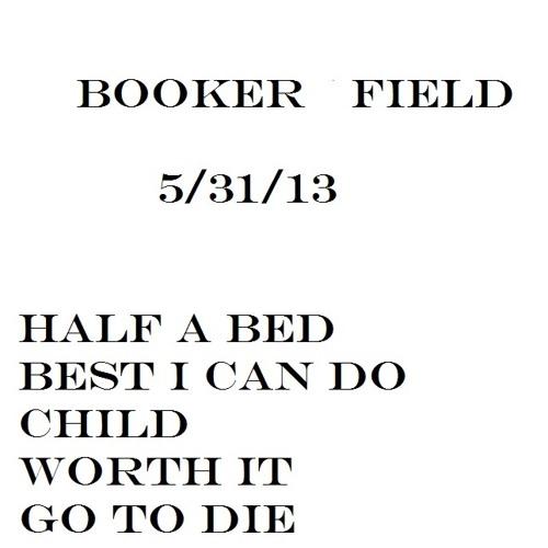 Booker Field's avatar