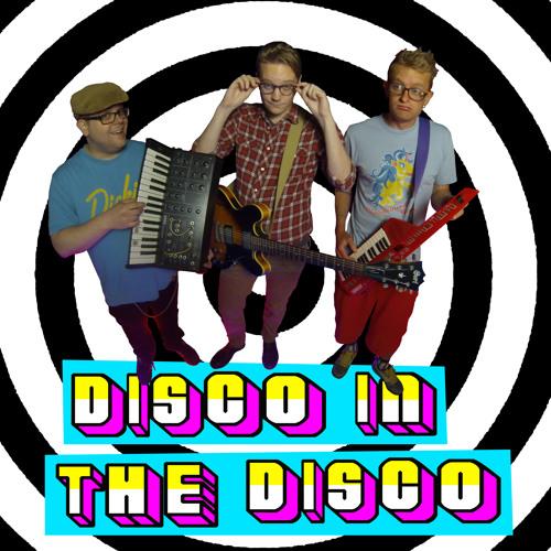 disco in the disco's avatar