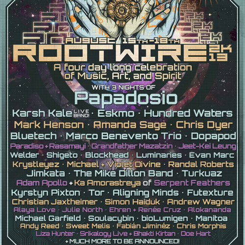 Rootwire Festival's avatar