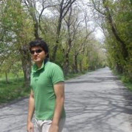 Mostafa Hashemi's avatar