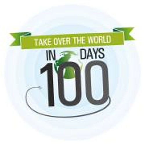 """Project """"Take over the World in 100 Days"""" interview with """"Flux FM"""""""