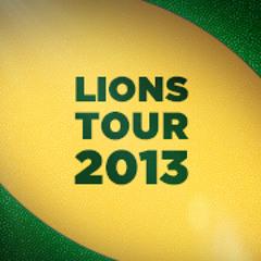 Lions Tour 2013