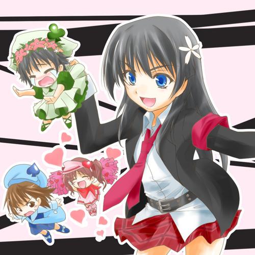 ~{Hinamori Amu}~'s avatar