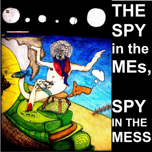 THE SPY IN THE MESS's avatar