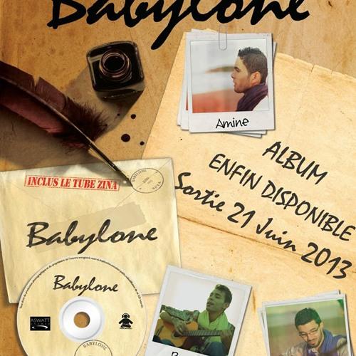 BABYLONE ALBUM 2013 Zahrou