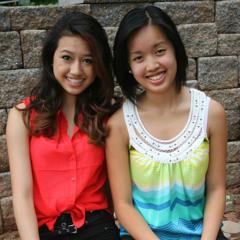 Nhi and Jenn