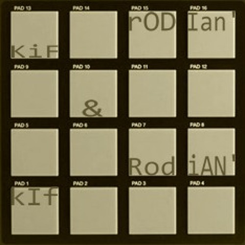 Kif&rOdian'  (7ème DEGRé)'s avatar