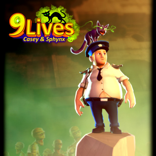 9 Lives: Casey and Sphynx's avatar