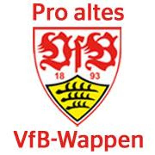 07  -  DIE - NEUE - 107.7 - Pro - Altes - VfB - Wappen