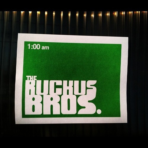 The Ruckus Bros.'s avatar