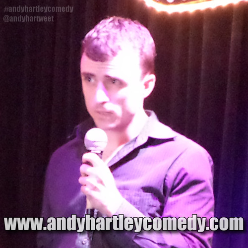 Comedian Andy Hartley's avatar
