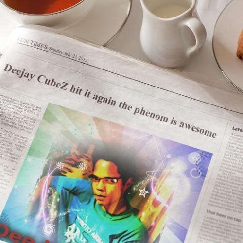 Deejay CubeZ/Daryl Mode's avatar