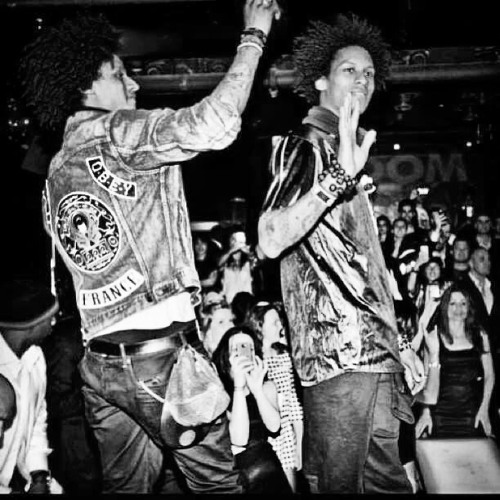 LES TWINS   Caleb Mak - The Joker