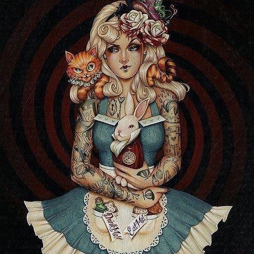 Alice in pain's avatar