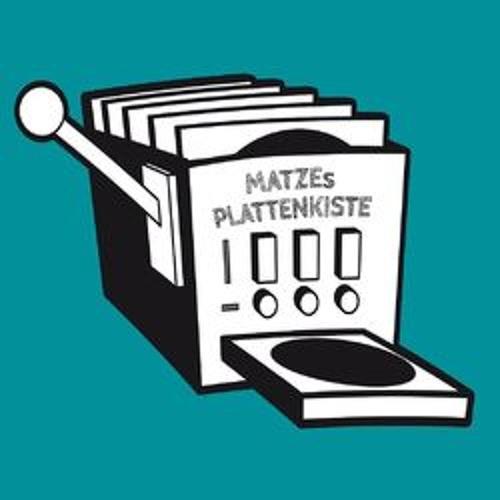 MATZEs PLATTENKISTE's avatar