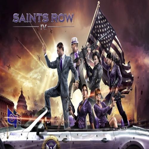 Saints Row IV Dubstep Song
