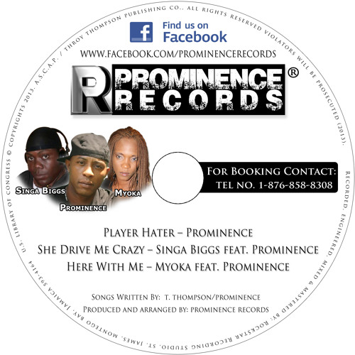 Prominence Records's avatar