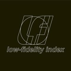 Low-Fidelity Index