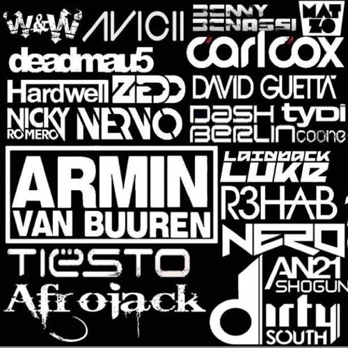 Top 10 EDM Tracks August 2013