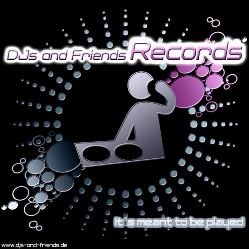 DJs and Friends Records's avatar