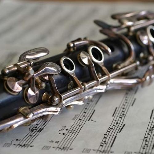 Bass Clarinet Etude 1 Measures 9 Through16