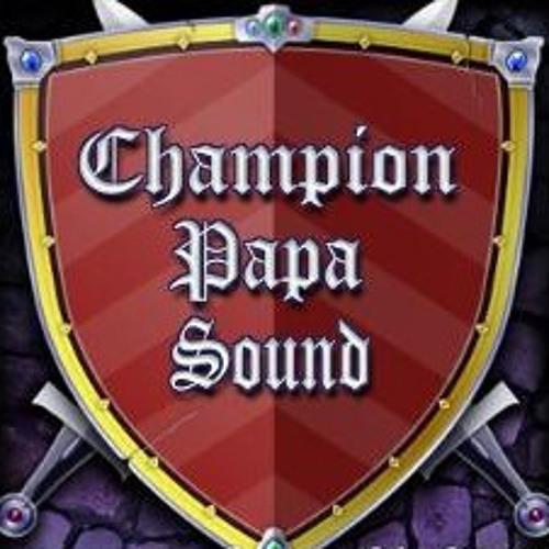 Champion Papa Sound's avatar
