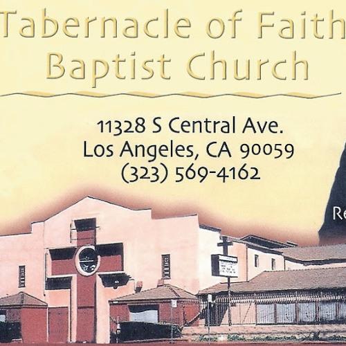 Tabernacle Of Faith's avatar