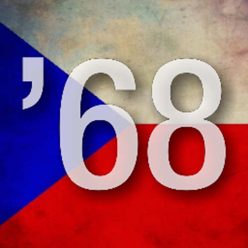 Všemu lidu Československé republiky - hlasatel Vladimír Fišer oznamuje, že je země okupována
