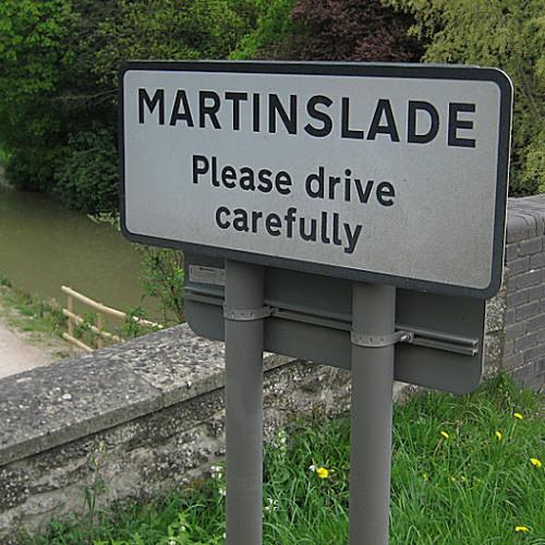 Martin Slade's avatar