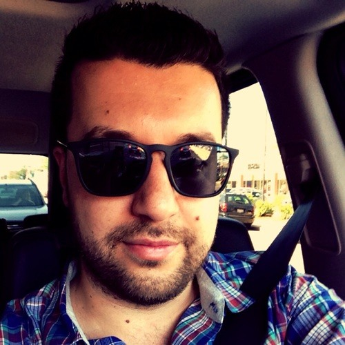 Ahmad Yilmaz's avatar