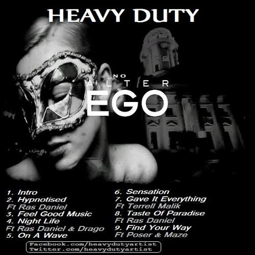 Heavy Duty - No Alter Ego's avatar