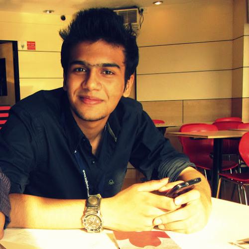 Swain Pereira 1's avatar