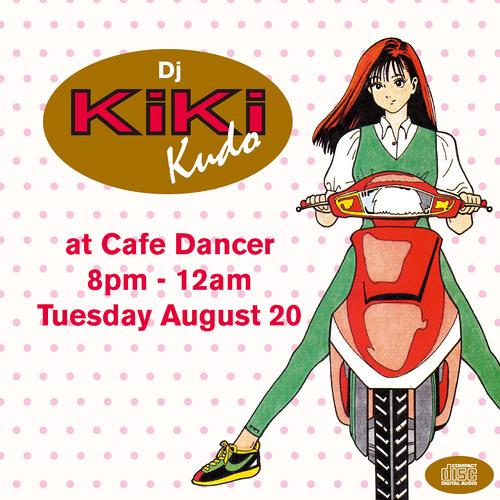 Kiki Kudo's avatar