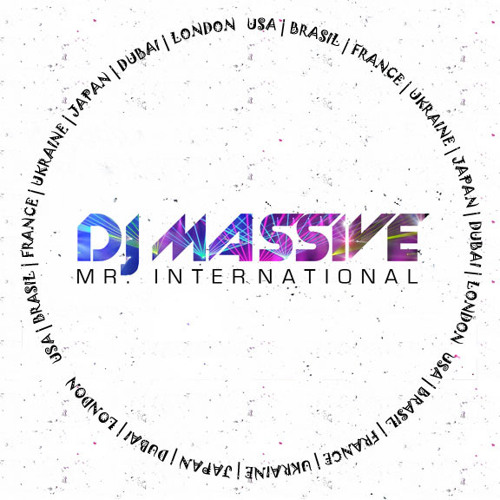 DJ MASSIVE | MR INT.'s avatar